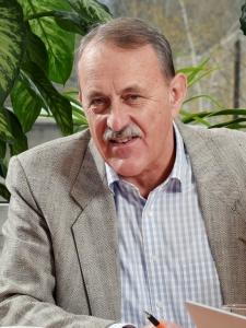 SUSFERT researcher Helmut Junge