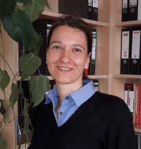 researcher Kristin Dietel (ABiTEP GmbH)