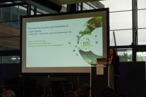 Talk by representative Marta Campos Iturralde from BBI-JU
