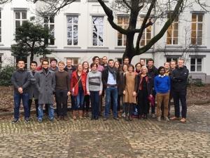SUSFERT research team at University of Antwerp
